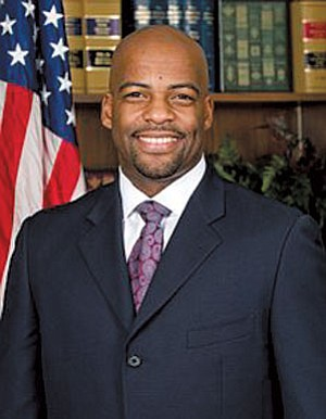 State Sen. Isadore Hall said he first went into politics to right wrongs in his community. He has a track ...