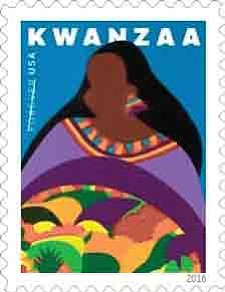 A children's Kwanzaa craft project will be available for curbside pickup...