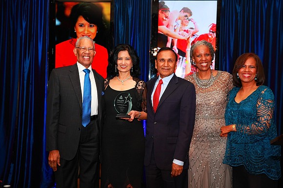 """On Saturday, October 1, The William A. Lawson Institute for Peace and Prosperity (WALIPP) hosted """"The Real Role Models"""" Gala, ..."""