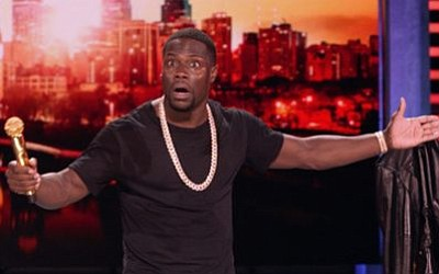 Kevin Hart is taking his quest for world domination to bookstores.