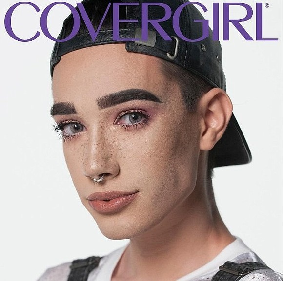 CoverGirl just hired its first cover boy. James Charles, a 17-year-old with a massive following on Instagram, just became the ...