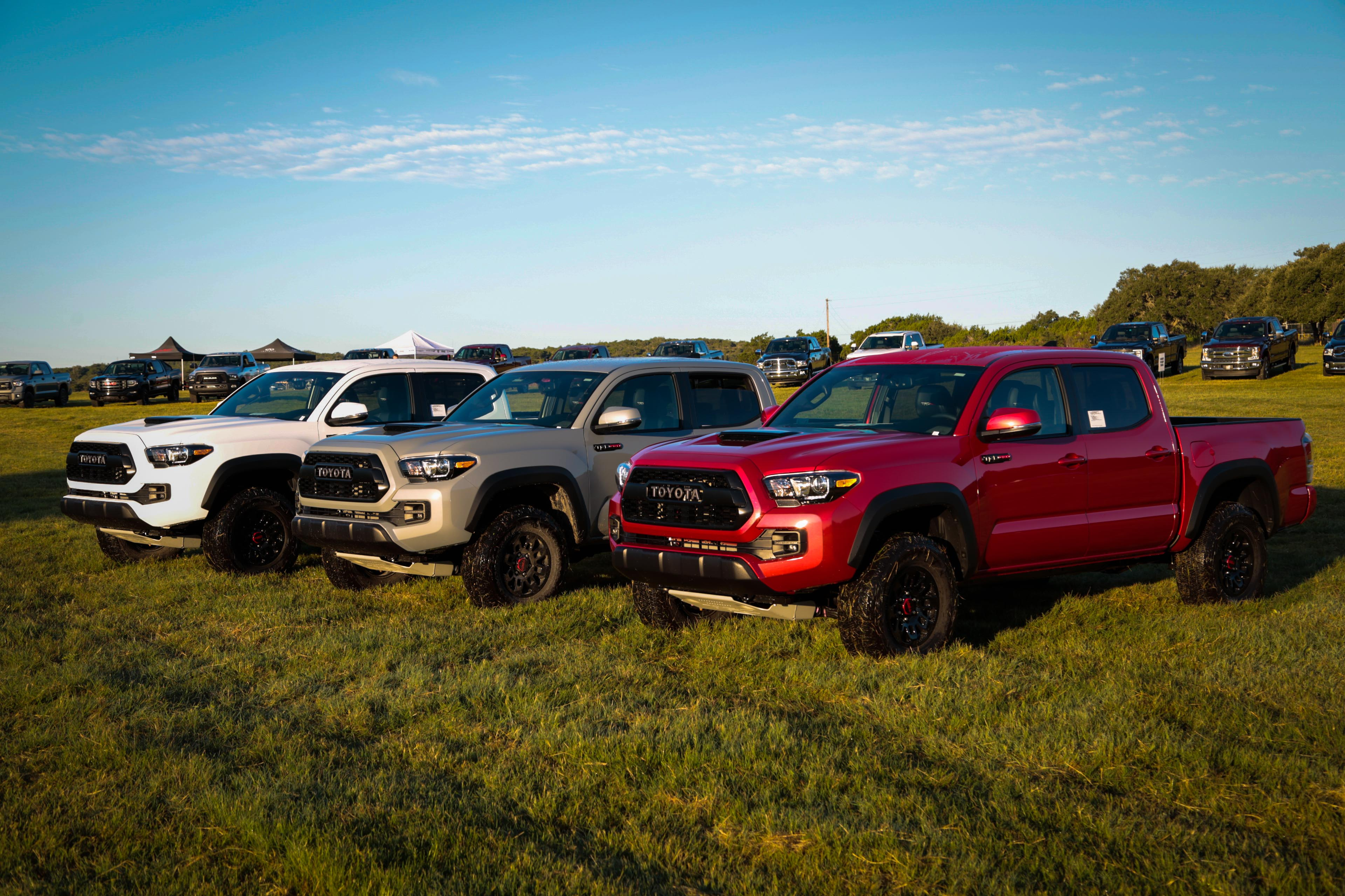 San Antonio Toyota >> All-New 2017 Toyota Tacoma TRD Pro Voted Mid-size Truck of ...