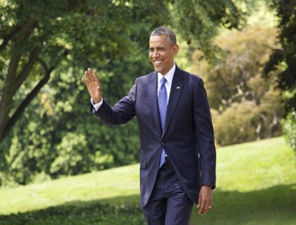 The notoriously devoted exerciser in chief, President Obama has shared his current favorite workout jams for Wired magazine's November issue, ...