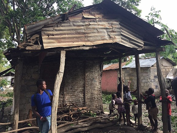 A little more than two weeks after Hurricane Matthew tore through Haiti—killing more than 800 people, displacing thousands more and ...