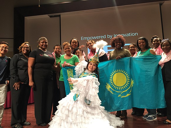 On Saturday, October 22, 2016, Alpha Kappa Alpha Sorority, Incorporated – Omicron Tau Omega and Chi Omicron Omega Chapters—in partnership ...