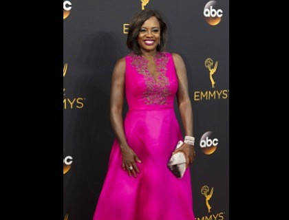 """You know her as the tough-as-nails defense attorney Analise Keating on the ABC series """"How to Get Away with Murder."""" ..."""