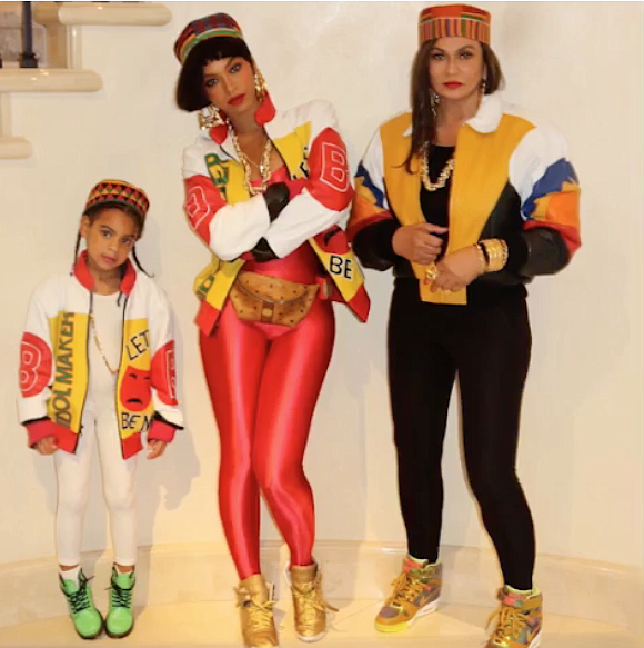 Let's be honest: You knew Beyoncé was going to shut it down for Halloween.