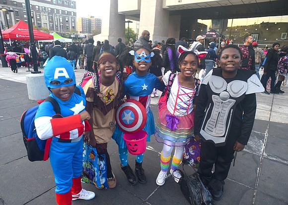 Check out these community events going on for Halloween for kids and families!