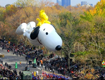There looks to be something for just about everyone at the 90th Annual Macy's Thanksgiving Day Parade.