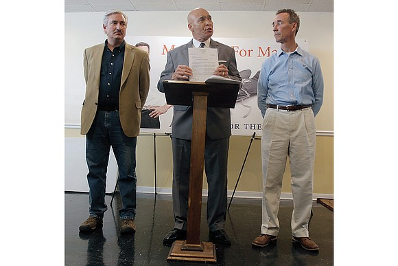 The Richmond mayor's race has been turned topsy-turvy as the days count down to Election Day next Tuesday, Nov. 8. ...