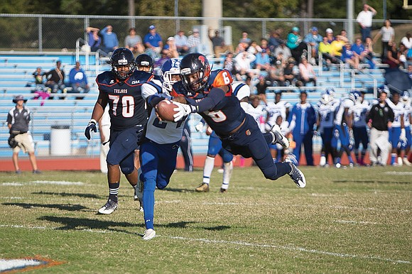 "The much anticipated Virginia Union University-Virginia State University ""showdown"" has lost some of its luster, especially for the host Panthers."