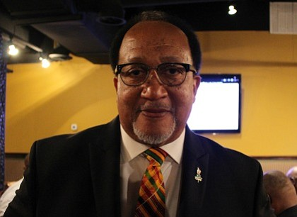 Dr. Benjamin F. Chavis, Jr., President and CEO of the National Newspaper Publishers Association (NNPA)