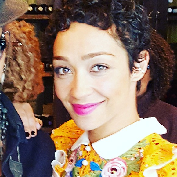 Ruth Negga's eyes stop you cold. They are large, deep and expressive, combining her delicately etched beauty and connecting it ...