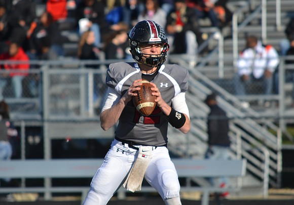 The Plainfield North Tigers handily defeated Rockford Auburn (10-1) on Saturday in the quarterfinal round of the Class 7A playoffs ...