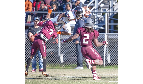 Virginia State University zoomed across the finish line of the 2016 football season as if powered by rocket fuel. By ...