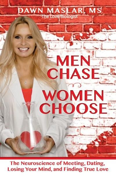 """Men Chase, Women Choose is warm and witty with a perfect balance of science and insight. You'll find yourself wondering ..."