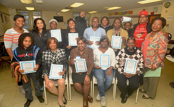 """The Association of Black Educators of New York hosted a fall conference Nov. 12 entitled """"Supporting the Emotional Health, Emotional ..."""