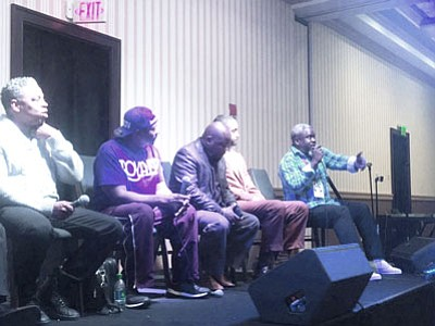 Some of gospel music's biggest recording artists including Vashawn Mitchell, Troy Sneed, Gary Hines of Sounds of Blackness, Joe Pace, ...