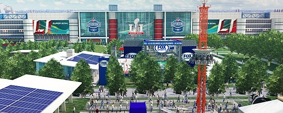 """The Houston Super Bowl Host Committee today unveiled Future Flight as its """"WOW"""" Factor for the 2017 Super Bowl LIVE ..."""