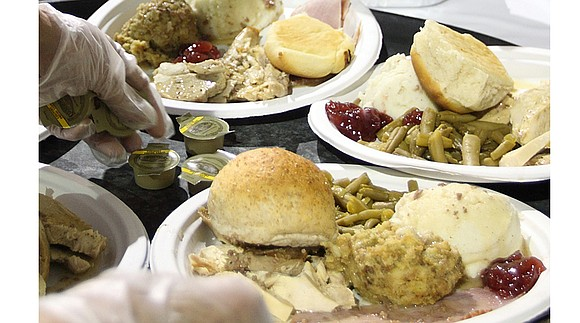 The Richmond Christian Center in South Side will be the host site for a pre-Thanksgiving feast for the less fortunate. ...