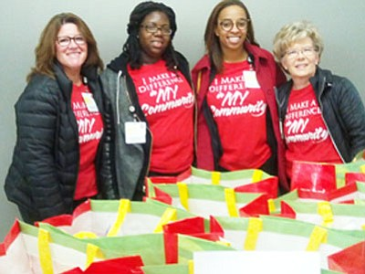 Thanks to Hungry Harvest, Shop Rite and The Community Health Improvement team of the University of Maryland Medical Center, more ...