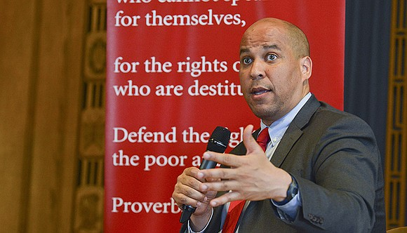 New Jersey Sen. Cory Booker has dropped out of the race for the Democratic presidential nomination.