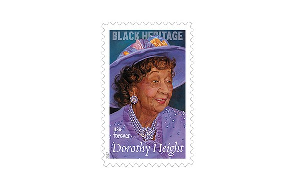 Richmond native Dorothy Height, who devoted her life to fighting for racial and gender equality, will be honored on a ...