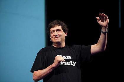 Dan Ariely (credit May R)