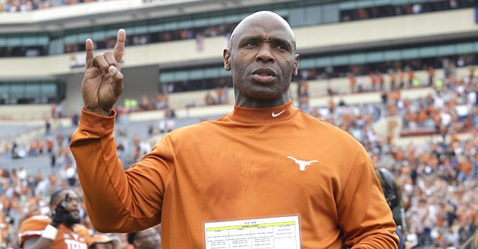 Texas Longhorns Football Recruiting