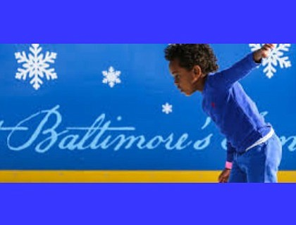 The PANDORA Ice Rink at Baltimore's Inner Harbor is here for another magical season! The Waterfront Partnership announces a full ...