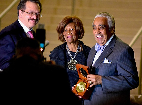 It was a young Charlie Rangel who came to Capitol Hill from Harlem in January 1971, fresh from a narrow ...