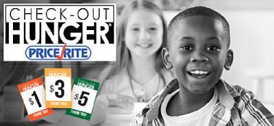 Price Rite Supermarket Chain to collect donations to benefit local food banks until December 31, 2016