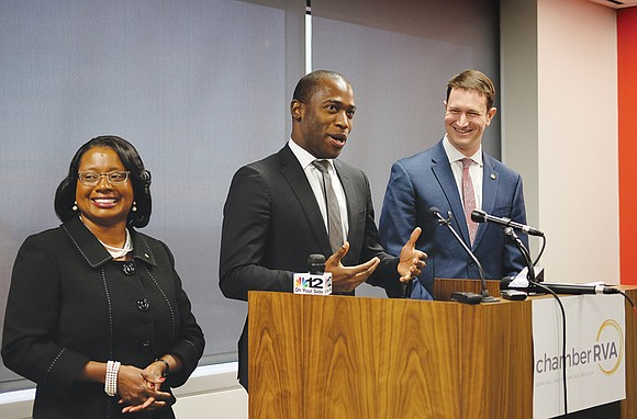 """On the campaign trail, Levar Stoney promised to be a """"visionary, forward-thinking"""" leader who would restore confidence in Richmond City ..."""