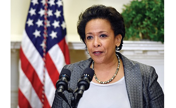 Hate crimes tear at the fabric of American communities and represent a stain on the country's soul, U.S. Attorney General ...