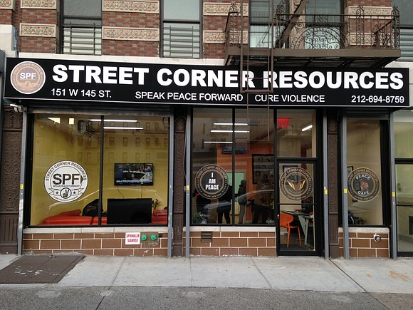 Anti-violence and community outreach organization Street Corner Resources has spent years on the streets of Harlem to help the community ...