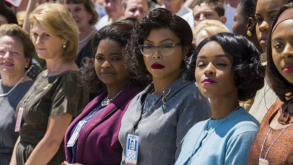 """Hidden Figures"" is based on the lives of mathematicians, Katherine Goble-Johnson (Taraji P. Henson), Dorothy Vaughan (Octavia Spencer) and Mary ..."
