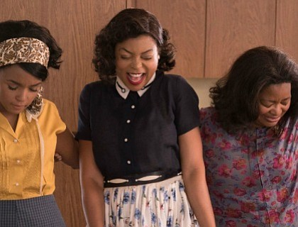 """Some movies rely on a single character to make a compelling experience. """"Hidden Figures"""" has three key characters who could ..."""