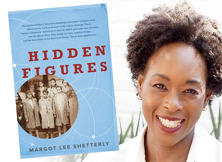 """Hidden Figures"" by Margot Lee Shetterly"