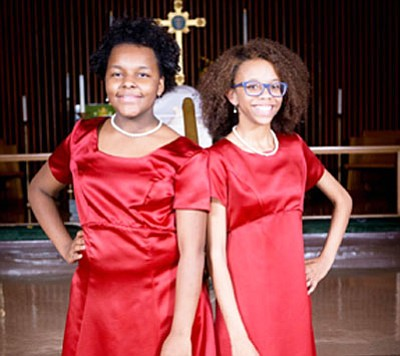 Many of the members of the Singing Sensations Youth Choir come from challenging backgrounds.