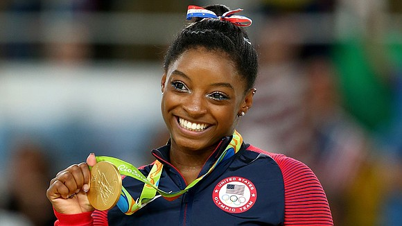 ESPN has named Simone Biles as the 'Most Dominant Athlete.' ESPN noted Biles' recent string of historic victories at the ...