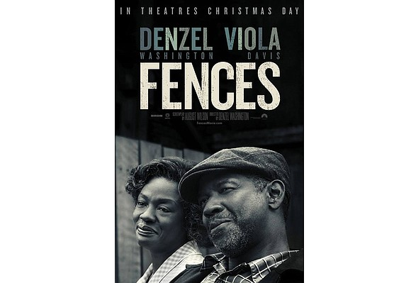 """Denzel Washington is excited. Not so much because he is an Oscar front-runner for his role in """"Fences,"""" but because ..."""