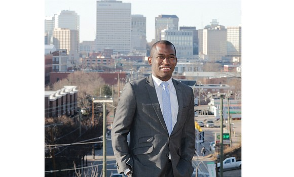 Richmond's Mayor-elect Levar Stoney is to take the oath of office at City Hall on New Year's Eve, according to ...