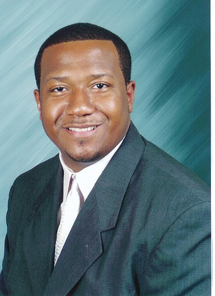 Tyrone E. Nelson, chair of the Henrico County Board of