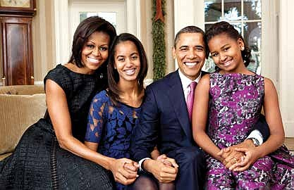 Americans would most like to be neighbors with the Obamas in 2017, according to the 10th annual Zillow® Celebrity Neighbor Survey.