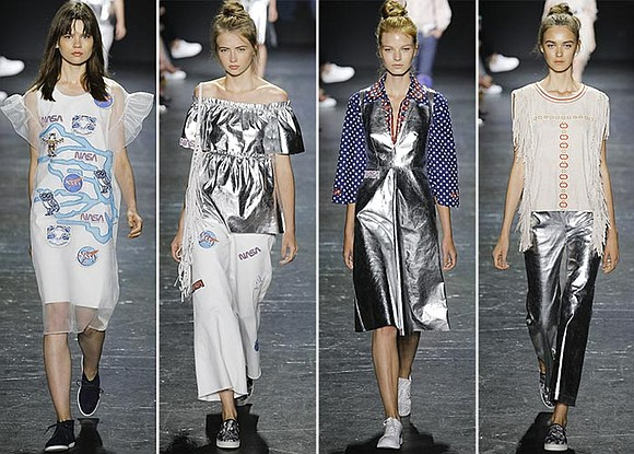 International designer Vivienne Tam is known for her culture-bridging, East-meets-West concepts in her collections.
