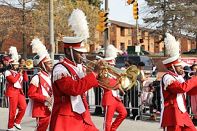 Mayor Catherine E. Pugh and the Baltimore Office of Promotion & The Arts celebrate the 17th annual Dr. Martin Luther ...
