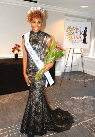 She is wife, mother and now Ms. Black USA 2017. Kennetra Searcy is the new face of Ms. Black USA, ...