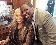 First Lady Irene Stone and Pastor Alex O. Stone of Olivet Baptist Church are longtime supporters of the annual event.