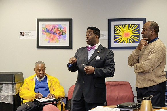 The Virginia State Conference of the NAACP announced its legislative priorities for the 2017 General Assembly session on Tuesday. The ...