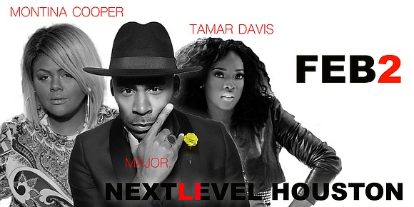 MAJOR. and Montina Cooper have done what so many aspiring Houston artists dream about; they have made it big! With ...